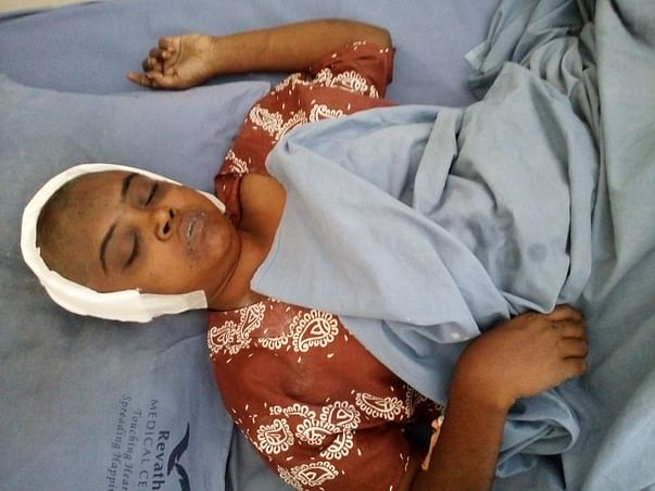 Help Devi And Her Family Recover From A Fatal Accident