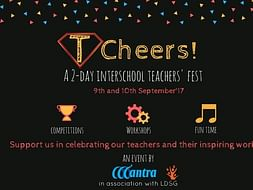TCheers! -Thanking Teachers, the MANTRA way:)