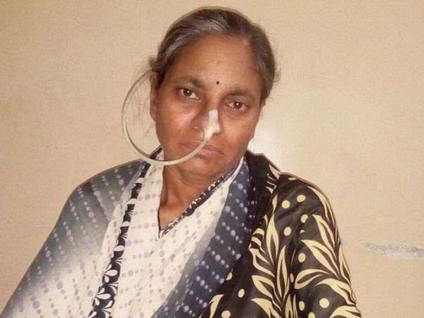 Help my friend mother suffering from cancer