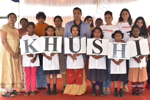 Glad to have sponsored the education of 7 Girl Children