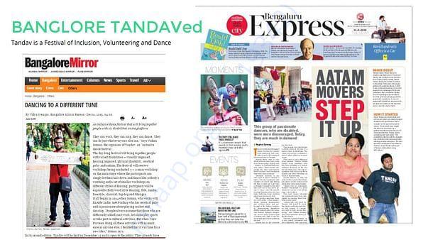 Attam in Bangalore Express