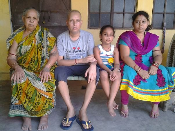 Liver Cancer Has Paralysed Rashmi Meher's Family Financially