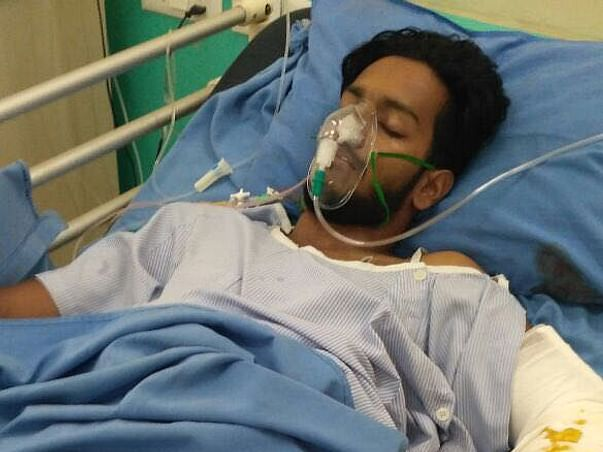 Help my brother he need financial help for his liver treatment