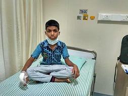 Help 10-year-old Laxman Get Bone Marrow Transplant