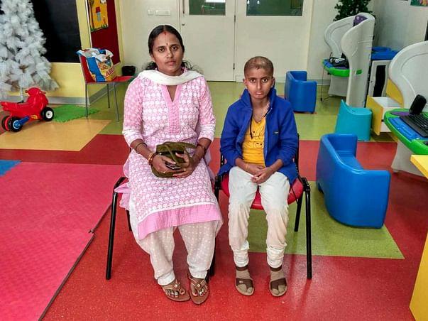 Help Archana Get Hormonal Evaluation and Treatment