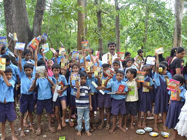 Poor Village School Students Need Your Support
