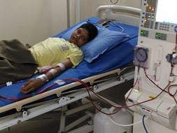 Help DINESH GUPTA for  kidney transplantation