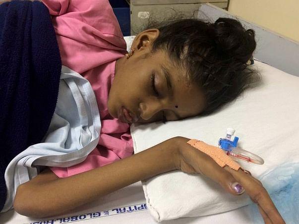 Help Pooja Shree to undergo a liver transplantation