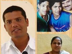 Support For The Deceased Rameshwar Jatwa's Family