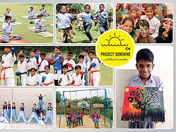 Help build Playgrounds and run Activities for poor children in Gurgaon