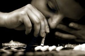 Using heroin