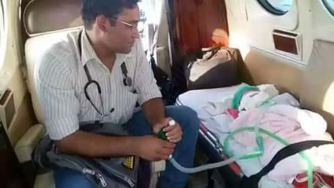 Air Ambulance to Delhi Sir Gangaraam Hospital,with Doctor