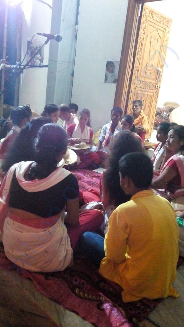 Praying for Snigdharaag Bhuyan's good health