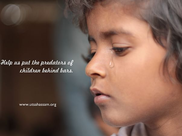 Support the sexually abused children of Assam