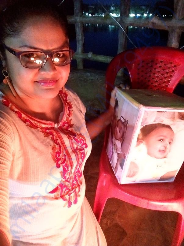 Praying for Snigdharaag Bhuyan's good health and fund collection