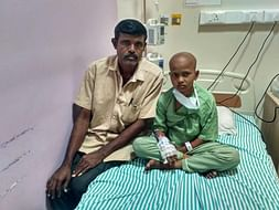 This Farmer Will Lose His Daughter To Cancer Without Funds For Surgery