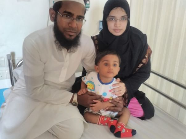 11-month-old Yaseen Will Lose His Life Without An Urgent Heart Surgery