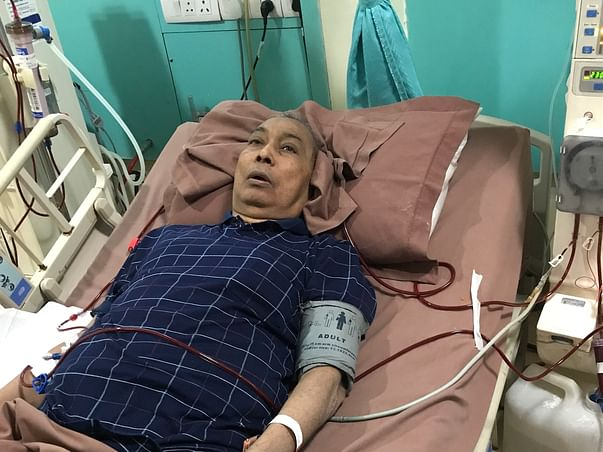 Help My Father For Dialysis & Urgent Kidney Treatment