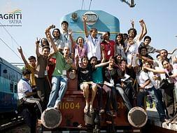Support #PraneethForJY - Jagriti Yatra 2017