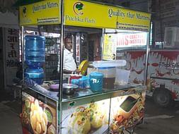Help Us Build Healthy & Hygienic Panipuri Startup
