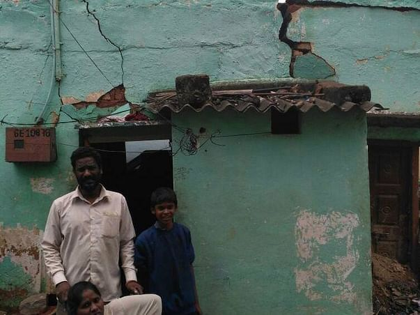 Help Kausalya & her family to stay in a safe house- Right to Live