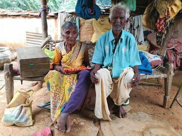 Old age Couple - current home2
