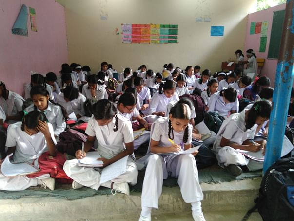 Help 170 Students Of Vikaspuri Government School, Delhi Learn Better