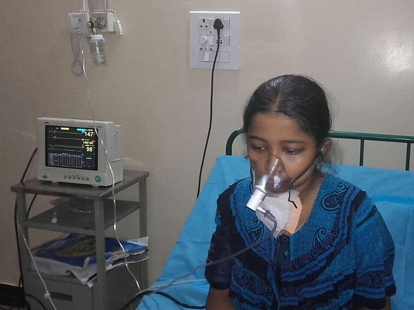 Help Asmaa To Undergo Kidney Transplant