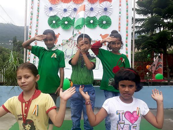 Help KVAPS, Dharamshala Build Proper Infrastructure for The Students