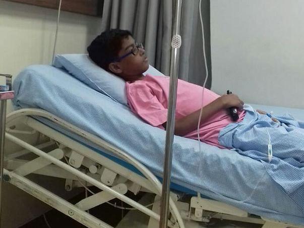Help 10 year old Arindam undergo a Liver transplant