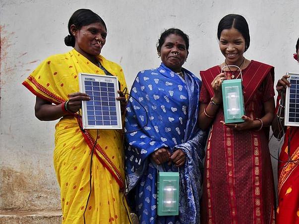 Donate a watt to Light Up 100 Homes .