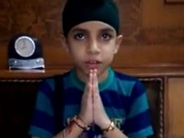 your support can save singing talent of PAVNEET and his dreams