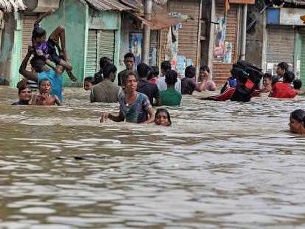 Gujarat flood victims Relief Fund - Donate Now