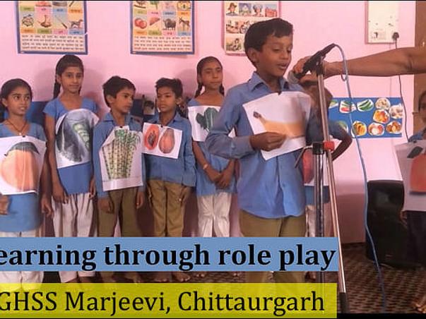 Help GHSS Marjeevi, a school in Rural Rajasthan go digital.