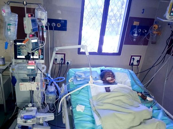 Help 2 year old Kishore undergo treatment for multi-organ failure