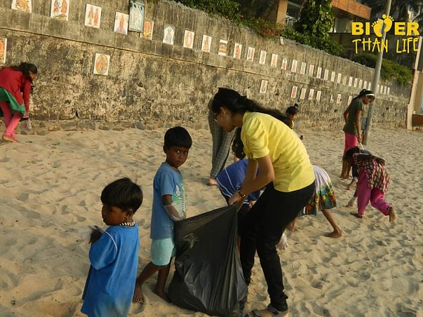 Help Bigger Than Life Foundation Raise Funds For Education
