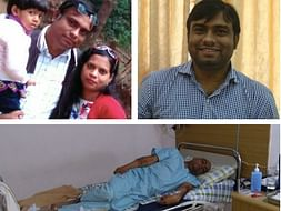 Help Upendra Maurya Fight Blood Cancer