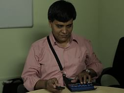 Support Pradip In Getting A Braille Display (For A Deaf-Blind Person)