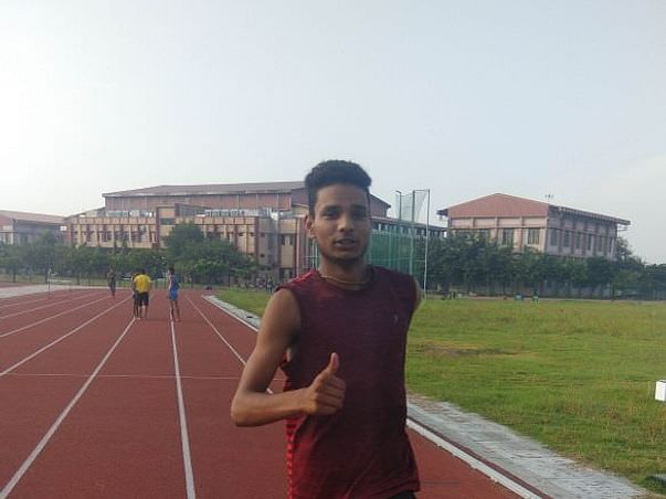 Help this village boy becoming a successful sportsperson