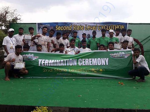 Termination ceremony