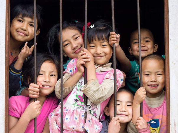 Establishing Free Residential School In Remote West Sikkim Village