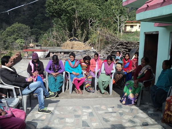 Help  Villagers To Get Employment And Stop Migration from hills