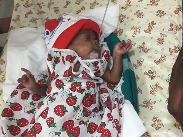 3 Attempts, 2 Babies Lost, Help A Mother Save Her Last Baby Girl