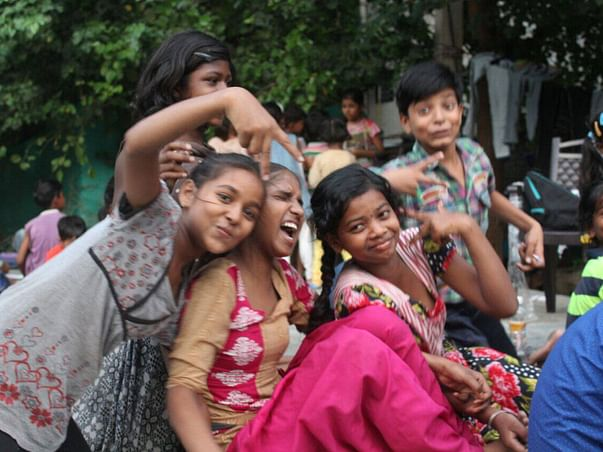 Help Me Continue To Educate Over 80 Slum Children