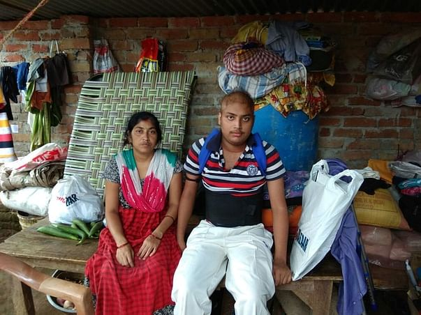 Help Deepak Fight Cancer And Fulfill His Dream Of Becoming A Doctor
