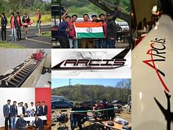 TEAM ARCIS takes aeromodelling to new heights!
