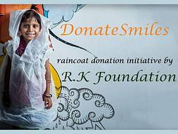 DonateSmiles   Raincoat Donation Drive