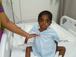 Help 2-year-old Sriesha fight end stage liver failure