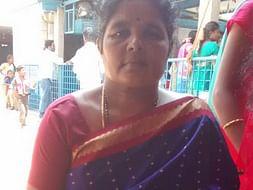 Help vijaya my mom fight kidney failure