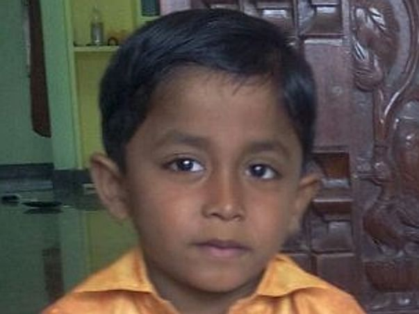 Help 4-Year-Old Diwyanathan To Recover From Blood Cancer